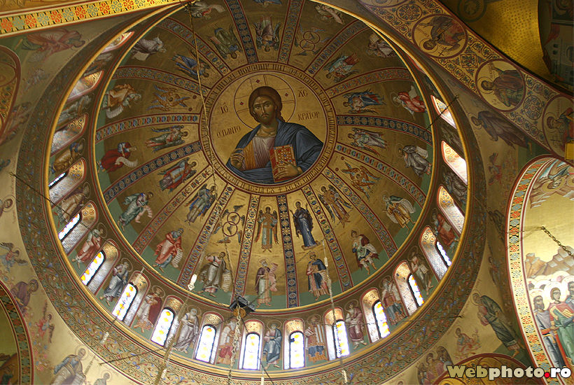 Iisus Hristos Pantokrator