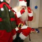 Santa's hearing