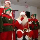 Santa's kids