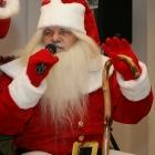 beard Santa Claus