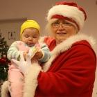 child Mrs Santa