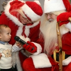 wish for Santa Clause