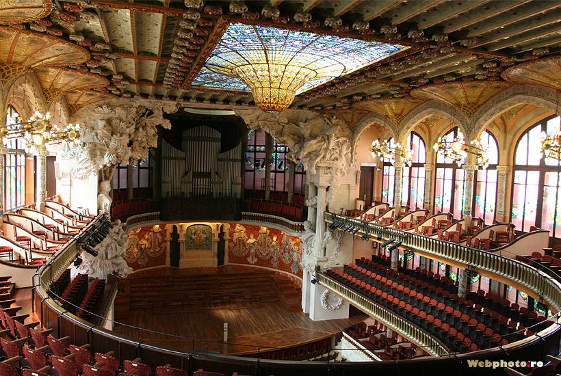 palatul muzicii