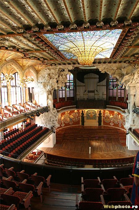sala de concert