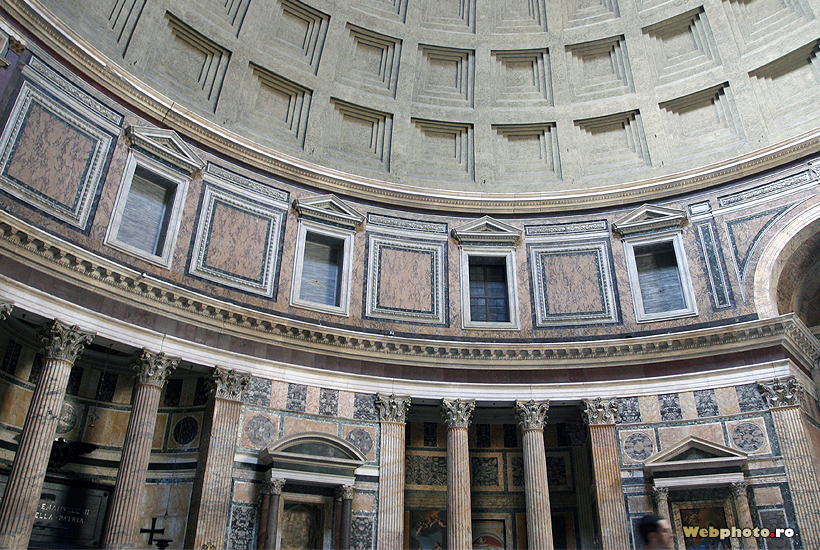 Webphoto Ro 187 Blog Archive 187 Inside The Pantheon The