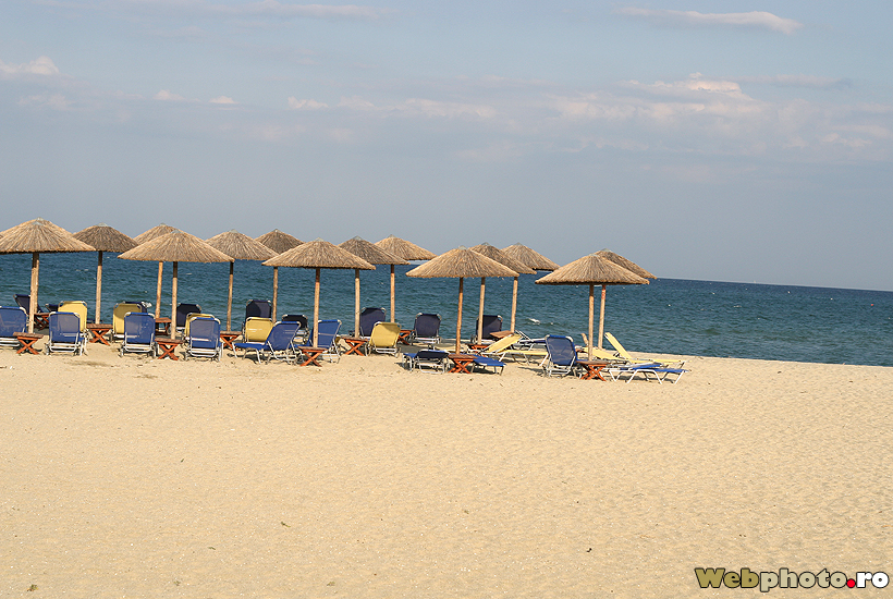 Paralia Katerini And Olympic Beach An Affordable Summer