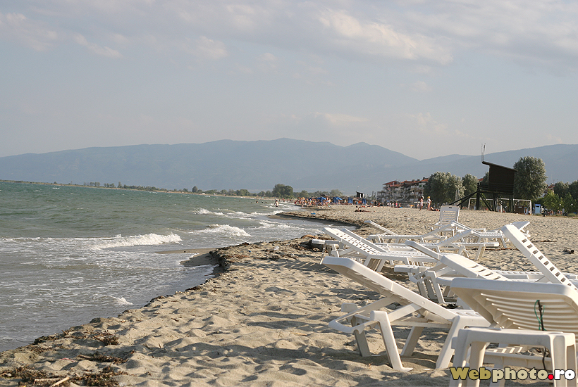 plaja Olimp