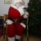 boots of Santa Claus