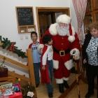 surprise Santa Claus