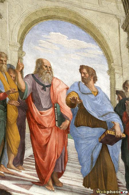 Platon si Aristotel