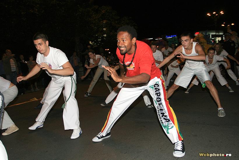 miscari capoeira