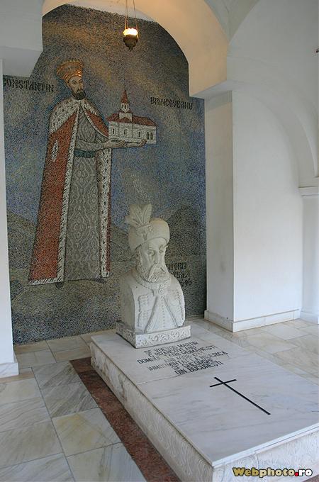 mormantul lui Brancoveanu