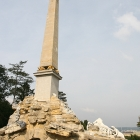 grotto obelisk