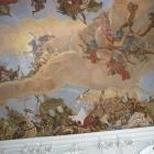 inside Schonbrunn