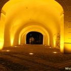 tunel1736 sibiu noaptea
