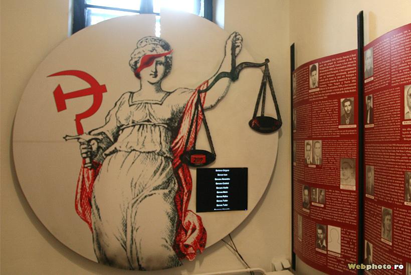 justitie comunism