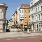 Klauzal Square Szeged