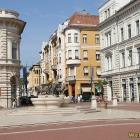 Klauzal Square Szeged