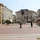 Szeged city center