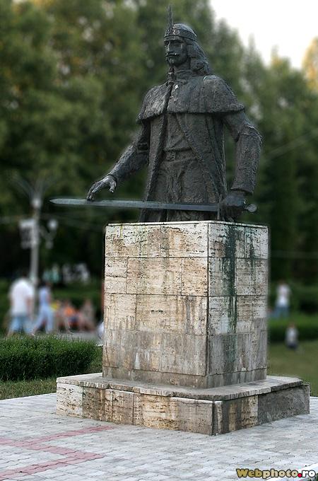 The Old Capital Of Vlad The Impaler In Targoviste
