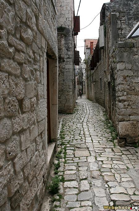 strada pietruita