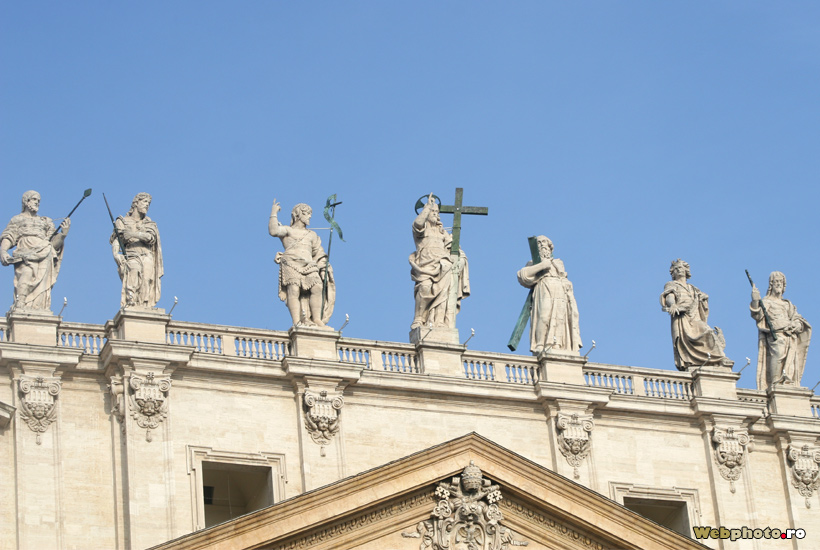 statuie Hristos