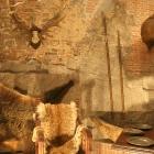 fur horns