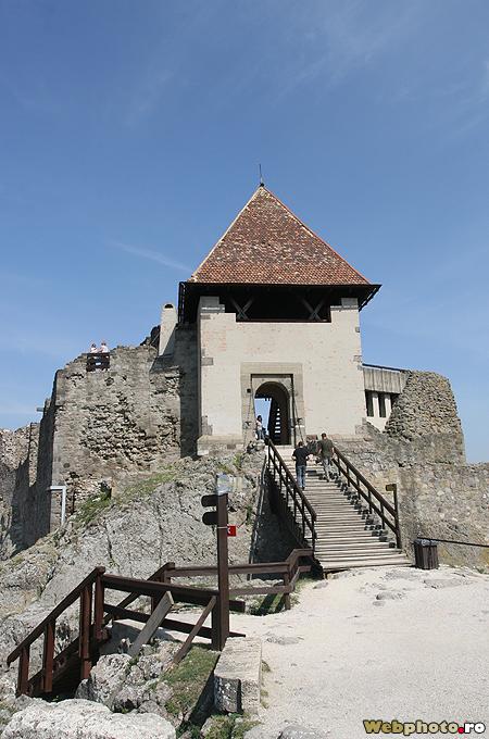 turnul cetatii