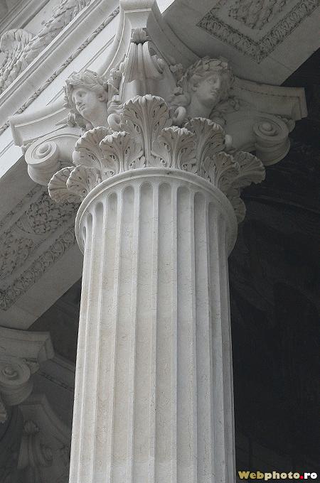 capitel corintic