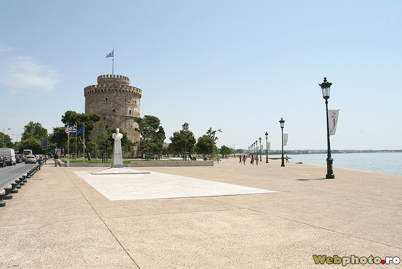 The White Tower, the emblem of Thessaloniki  Photo gallery
