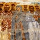 Serbian fresco
