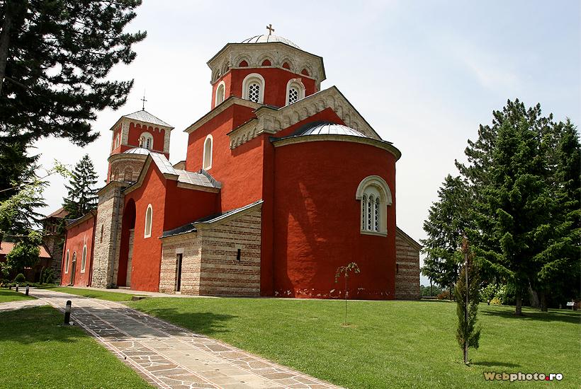 manastirea zica