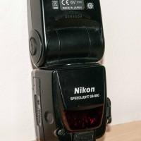 Vand Blitz Nikon SB 800