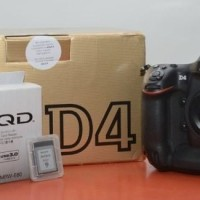 Nikon D4 DSLR Camera (Corp Only) - 6700 lei