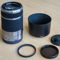 Obiectiv Sony E 55- 210mm F4. 5 - 6. 3 OSS