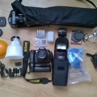 Set Foto Complet pentru Incepatori Nikon