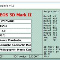 Eos 5D2 cu grip si accesorii
