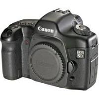 Aparat foto Canon EOS 5D classic, Senzor full frame
