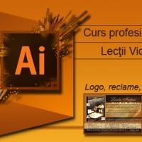 Curs Video Adobe Illustrator CC